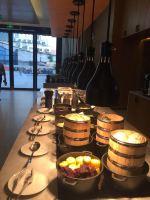 广州天河公园万枫酒店自助早餐
