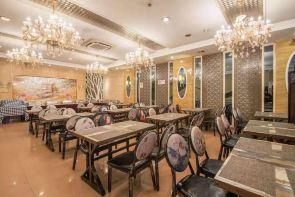 上海华晶宾馆(单人自助早餐)