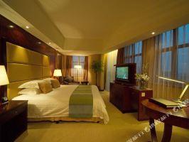 上海松江开元名都大酒店(【2大1小套餐】高级房+地中海自助晚餐2大1小+自助早餐2大1小)