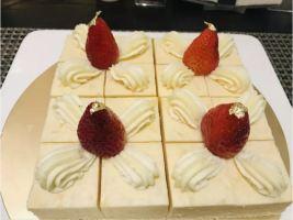 杭州明豪国际酒店榴莲蛋糕1磅