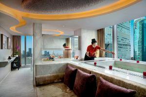 上海凯宾斯基大酒店(双人60mins芳香精油护理+健身游泳礼遇)