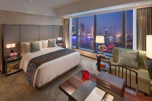 上海浦东文华东方酒店(明珠套房3晚+双人下午茶)