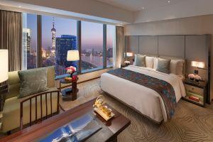 上海浦东文华东方酒店(豪华江景房)