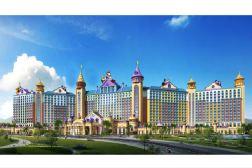 广州长隆熊猫酒店【家庭套餐】帅帅房+自助晚餐+动物园+水上乐园