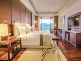 三亚海棠湾9号度假酒店--【含早】雅致园景大床房+双人下午茶-2晚