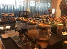 北京京伦饭店泰妃苑自助早餐