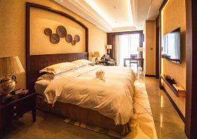 北京龙熙维景国际会议中心【提前1天预约】豪华大床房
