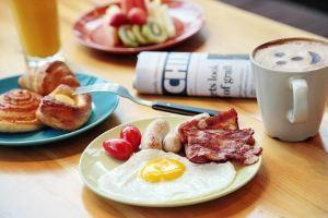 北京丽都皇冠假日酒店【CRAFT 趣-新概念餐厅】西式单人早餐