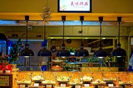 济南蓝海大饭店(市中店)周一至周四蓝钻单人自助餐