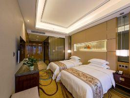 广州中演国际酒店(中式标准大床/双床房-4小时)
