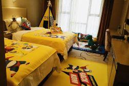长沙金雅国际酒店(贝肯熊双床亲子主题房+双早)