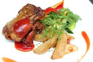 上海帝盛酒店尊享西式套餐