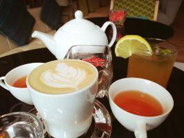 福州阳光城希尔顿花园酒店花荟双人下午茶