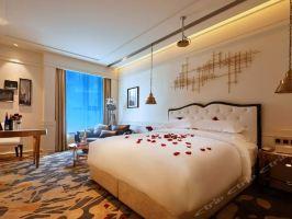 西安诺世嘉顿酒店(精致大床房+双早)