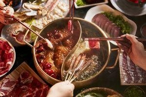 北京瑰丽酒店赤火锅 周末午市套餐