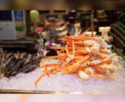 陕西天宇菲尔德国际大酒店单人海鲜自助午餐