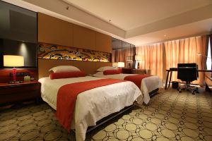 南京弘阳酒店(【含早】商务房+冰雪城堡门票1张)