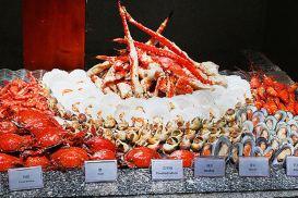 广州卡丽皇家金煦酒店(双人自助晚餐)