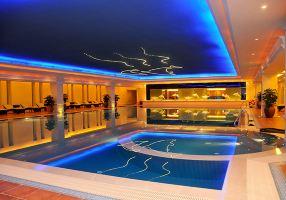 厦门海悦山庄酒店室内恒温泳池单人次游泳券