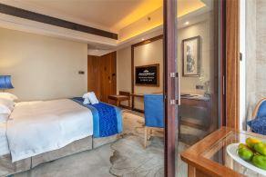 长沙华晨豪生酒店式公寓【特惠】标准大床房B座