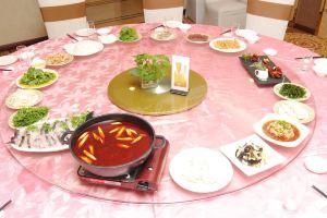 西安万年大酒店超值火锅套餐