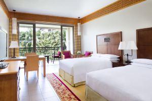 三亚亚龙湾万豪度假酒店【含早】园景房+房型升级+旅拍+穿梭巴士