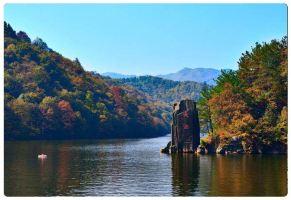 武汉木兰天池景区(高峡风情体验玻璃天桥一日游)