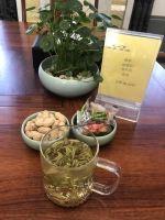 中国佛学院普陀山学院(朱家尖参学会馆)下午茶