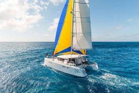 北海银滩双体帆船游艇成人票一张
