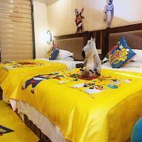 海岸线度假酒店(涠洲岛形象店)【含早】贝肯熊亲子主题房