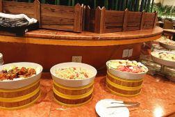 上海通茂大酒店魔都蒸海鲜自助