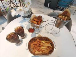 锦江之星(上海虹口足球场店)超值温馨下午茶小食套餐