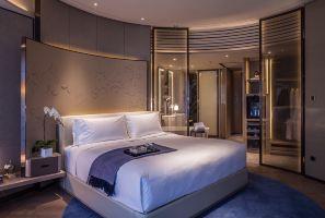 北京三里屯通盈中心洲际酒店(【提前一天】豪华房一晚含单早,优先升级)