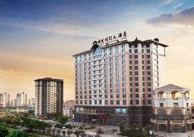 扬州明发国际大酒店(豪华房+大闸蟹礼盒1份10只装