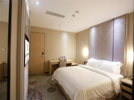 ��枫酒店(广州金融城天河公园地铁站店)高级大床4小时