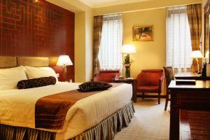 【含早】上海国际饭店(标准大床/双床房+双人午餐/晚餐2选1)