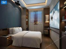 北京景里酒店【周末特惠】影音高级大床房