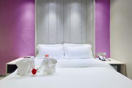 ��枫酒店(广州天河正佳广场店)高级大床房-4小时