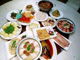 沈阳民航宾馆(中餐8-10人套餐)