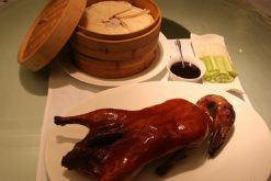 上海君丽大酒店-北京片皮鸭1份