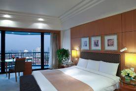 南京丁山花园大酒店(【超值连住】主楼园景豪华间-2晚)