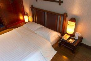 龙胜温泉度假中心酒店(【含早】日式单间/日式标间+双人温泉无限次泡)