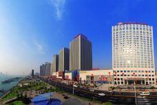 宜昌富力皇冠假日酒店市景豪华房+三峡大瀑布家庭套票