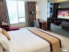广州马会酒店(豪华大床房-3小时)