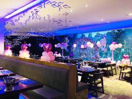 厦门荣誉国际酒店(梵尔纳美人鱼餐厅-儿童自助晚餐)