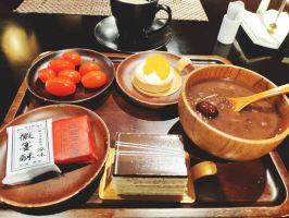黄山雨润涵月楼酒店(涵月楼下午茶)