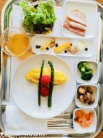麒韵公寓(青岛万象城五四广场奥帆中心店)麒韵公寓中西式早餐