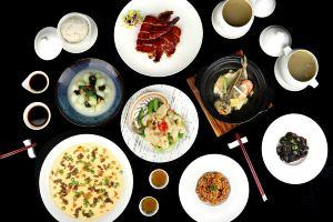 广州天河希尔顿酒店(随轩-超值鲍鱼四人套餐(尝鲜价))