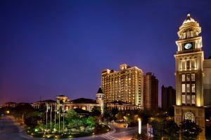 上海星河湾酒店(【爆款】城堡尊雅客房1晚+城堡双人下午茶1份+晚市自助餐2份)