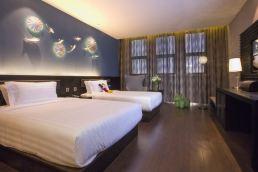 桔子水晶酒店(野生动物园店)-高级房+动物园双人票
